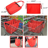 Shopping Cart Grocery Trolley Bags