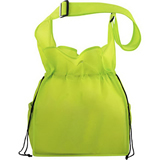 Shoulder Cinch Tote Drawstring