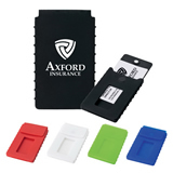 Silicone Business Card Holder Case