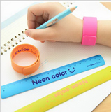 Silicone Slap Ruler