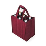 Six Bottle Wine Bag