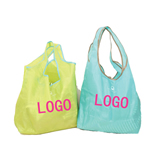 Sling Marketplace Folding Tote Bag