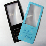 Special Style Scale Bookmark Magnifier