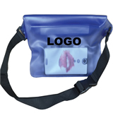 Sports Waterproof Phone Pockets Waist Belt Armband Bag