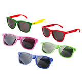 Two-tone Fashion Sunglasses