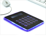 USB Mouse Pad Calculator