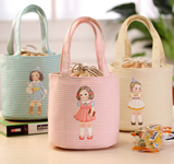 Wholesele cute child insulated lunch bag