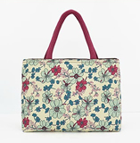 Women Printing Lunch Tote Handbag