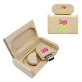 Wooden USB Drive (4G)